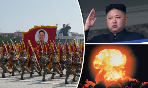 By invading South Korea, North Korea will drag West into Third World War