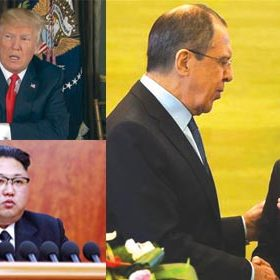 US and North Korea should prevent 'August Crisis'- Indication received  from the Chinese Foreign Minister